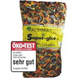 Grillholzkohle 2,5 Kg-Sack...