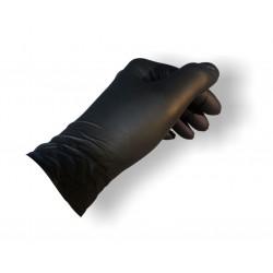Nitril Handschuhe schwarz...