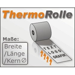 Thermorolle 58/50 m/12...