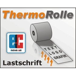 Thermorolle 57/11m/7 mit...