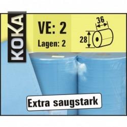 Putzpapier-Rolle 36cm,...