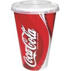 Trinkbecher Coca Cola 300...