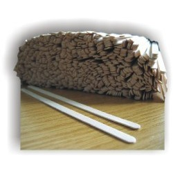 Rührstäbchen Holz 190 mm...